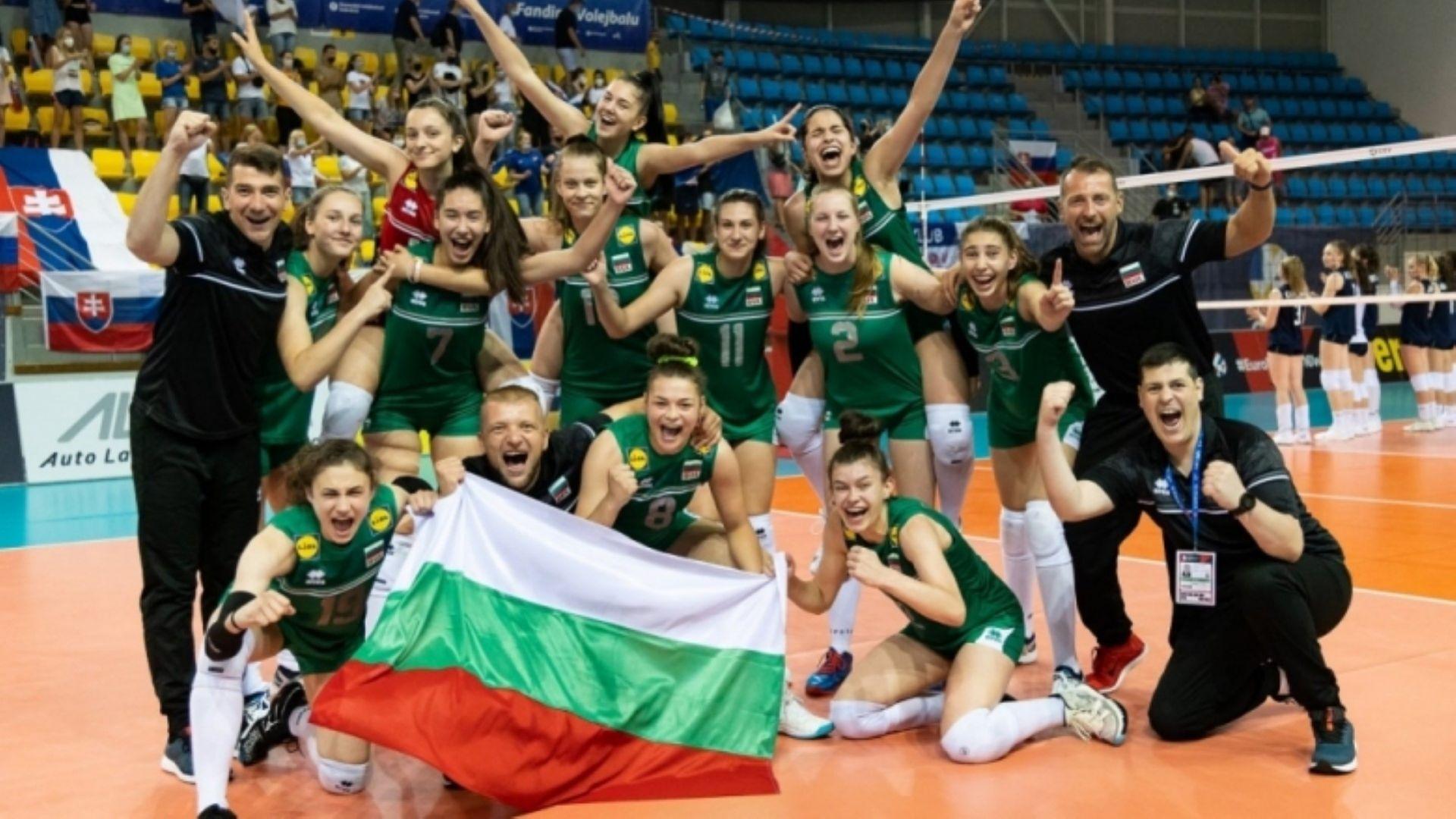 България с бронзов медал от Европейско във волейбола