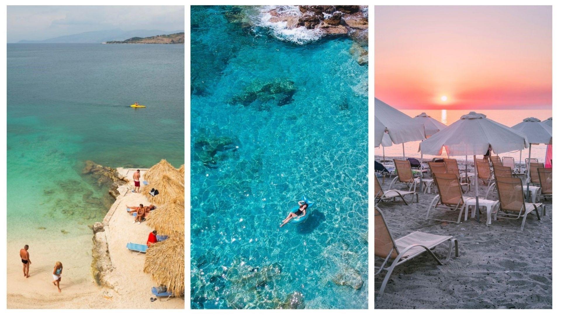 Топ 5 на най-красивите плажове в Албания (снимки)