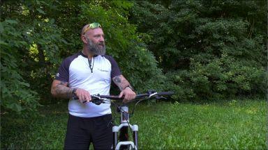 Бягство нанякъде с колело: Ултрамаратонецът Краси Георгиев за второто си хоби