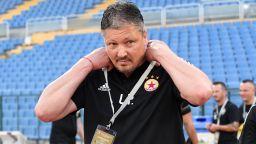 Любослав Пенев вече не е треньор на ЦСКА?