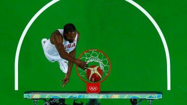 Баскетболът на Олимпиадата: САЩ и всички останали