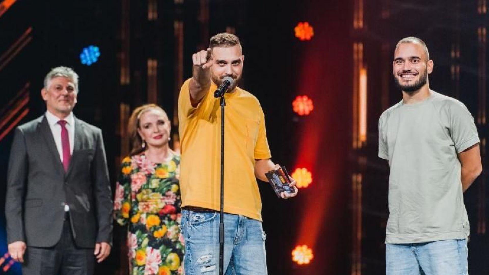 Бляскава церемония и сълзи от емоции на годишните музикални награди на БГ Радио 2021