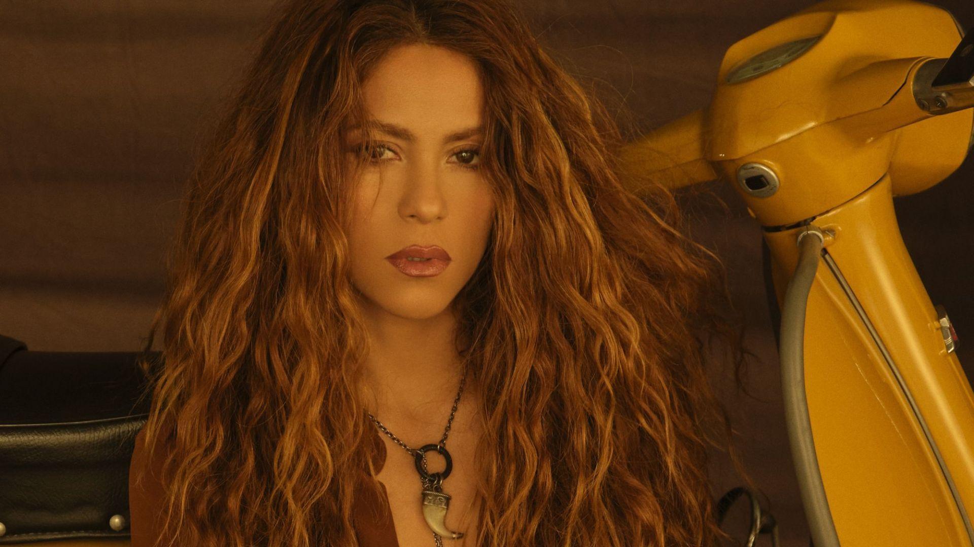 Шакира се завърна по-секси от всякога с нов видео клип, заснет на Тенерифе