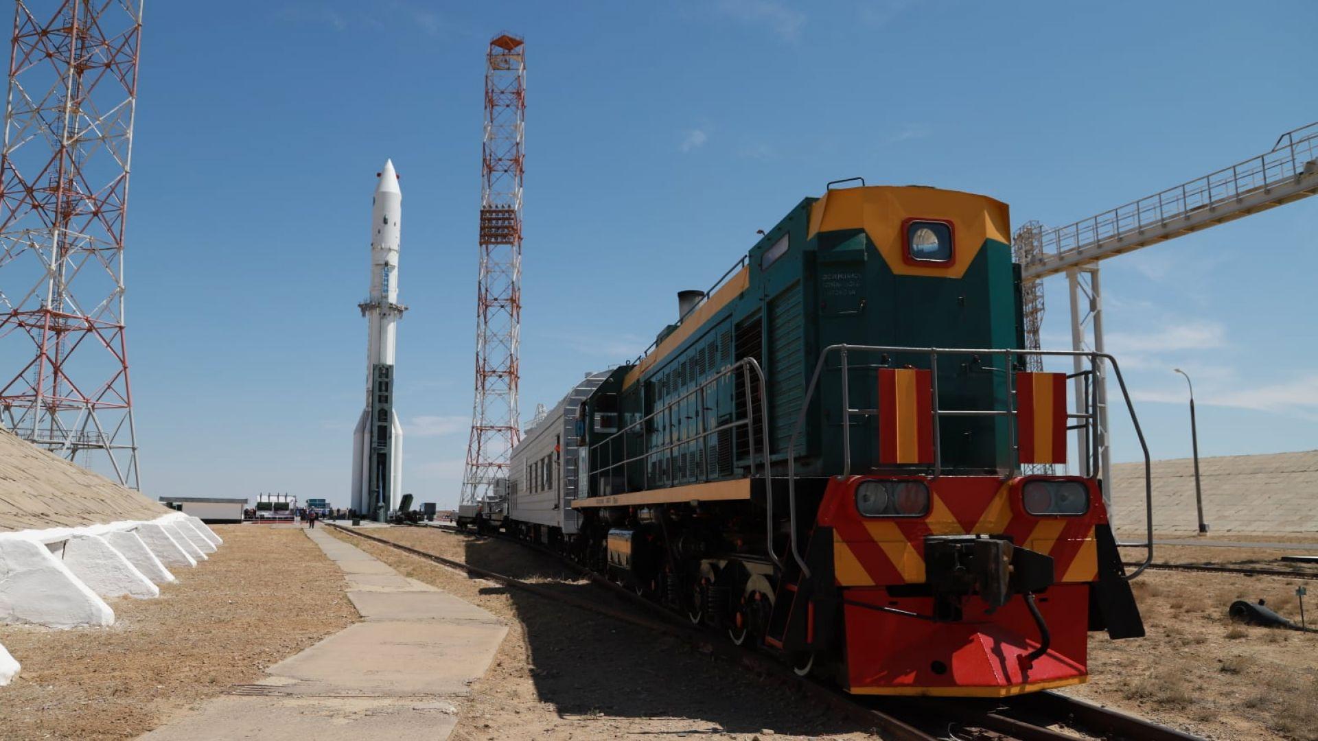 Международната космическа станция ще се сдобие с нов модул (снимки)