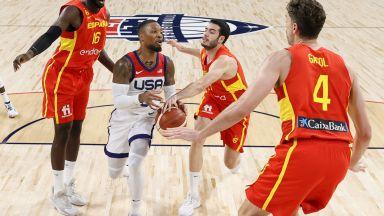 САЩ удари основен конкурент няколко дни преди Олимпиадата