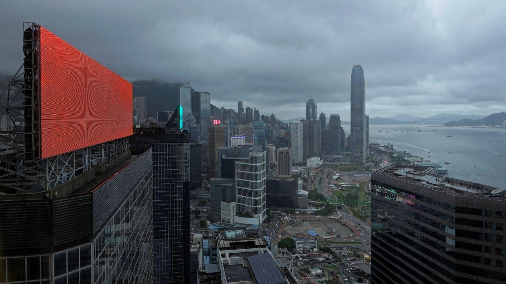 Много компании се замислят дали да не се изнесат от Хонконг