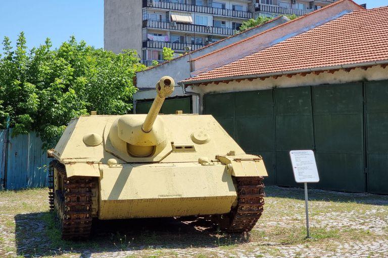 Щурмово оръдие Ягдпанцер /Jagdpanzer L48/