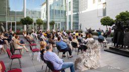 Софийската филхармония с концерт и изложба в Квадрат 500