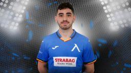 """""""Левски"""" официално подписа с кипърския централен защитник"""
