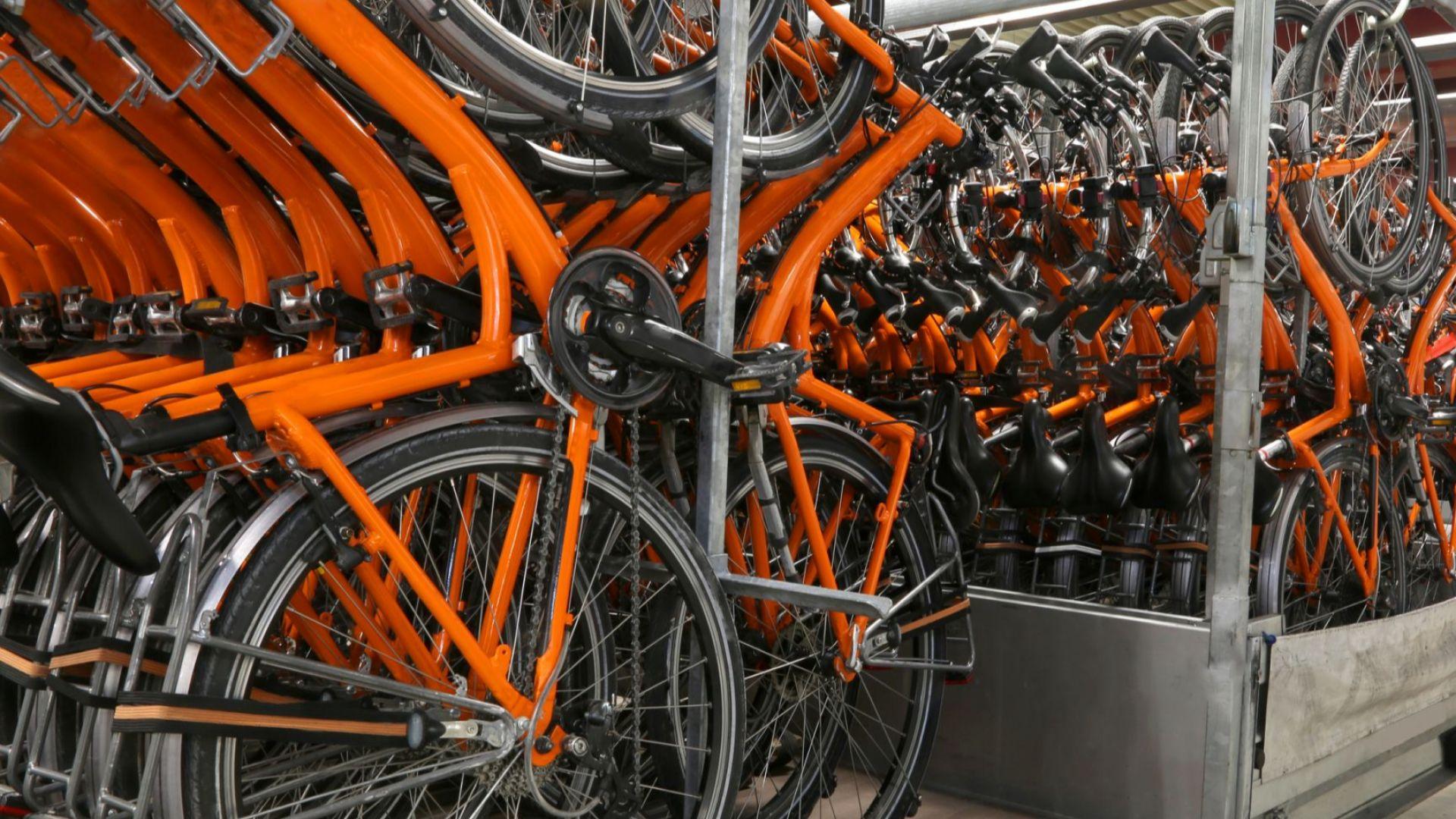 В ТОП 5 на ЕС сме по производство на велосипеди
