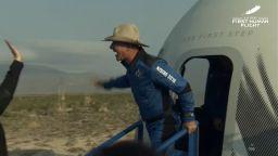 Джеф Безос насочва тежката промишленост към Космоса