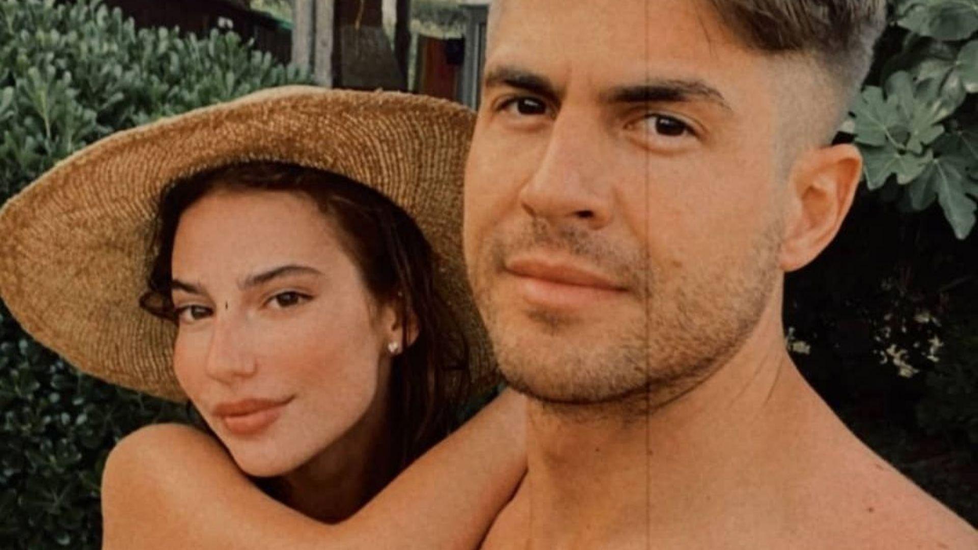 Лятото отведе Иво Аръков и половинката му в слънчева Гърция