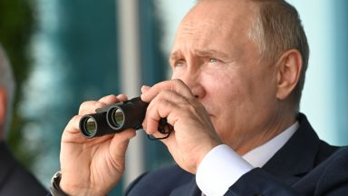 """Кремъл: Военното разширяване на НАТО в Украйна е преминаване на """"червена линия"""""""