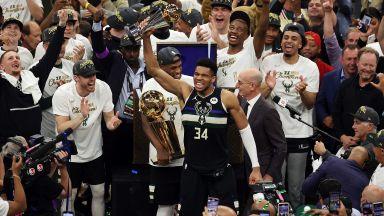 Величественият Янис изведе Милуоки до титлата в НБА