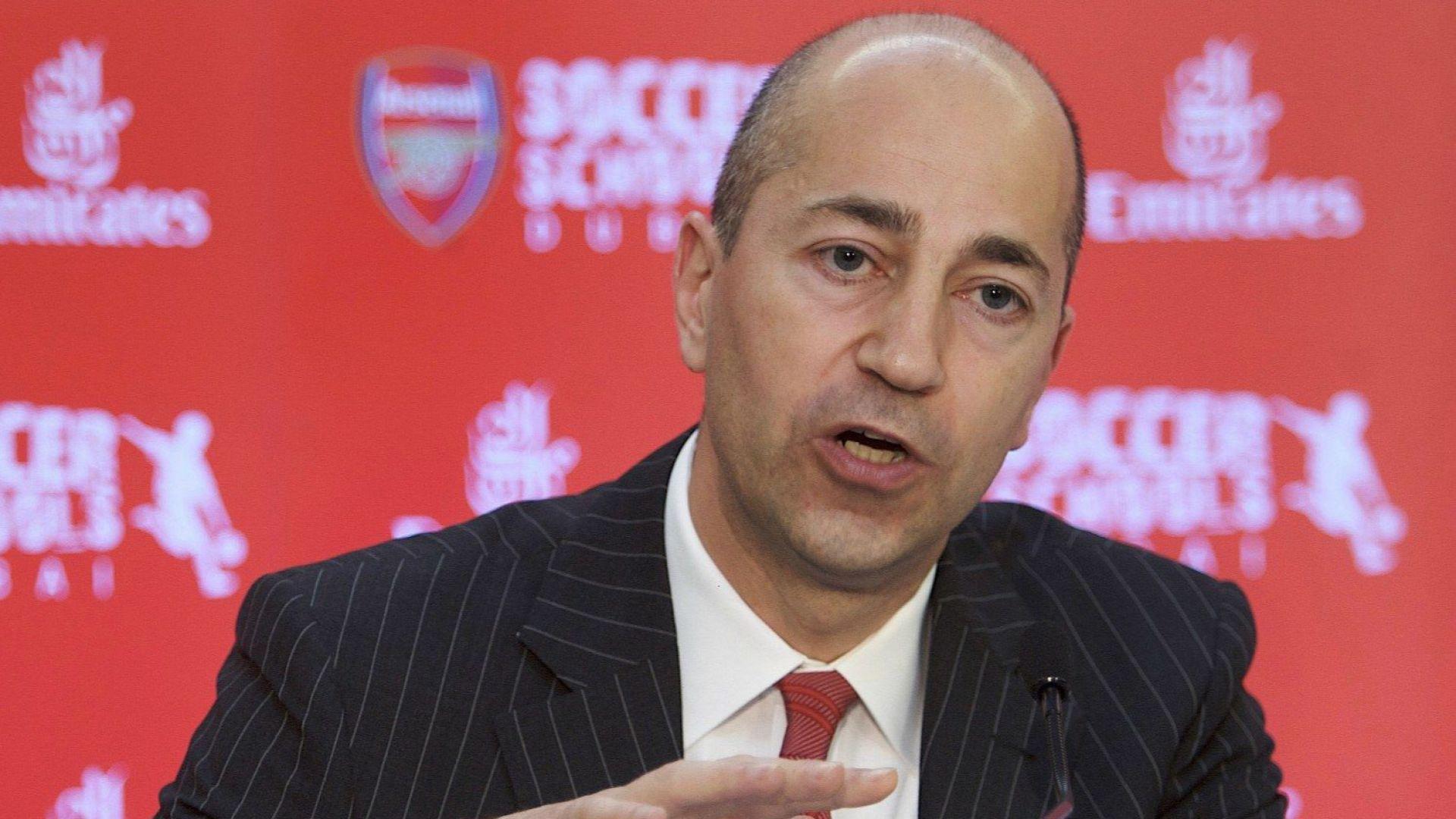 Диагностицираха с рак изпълнителния директор на Милан