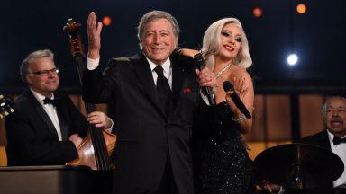 """""""Любов за продан"""" - последният албум на болния от Алцхаймер Тони Бенет, записан с Лейди Гага"""