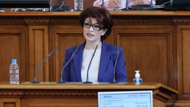 Десислава Атанасова: Служебният кабинет изчегъртва не само ГЕРБ, а и протестните партии