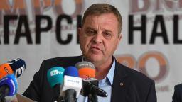 Каракачанов за формацията на Петков и Василев: Поредният проект за власт, нищо повече