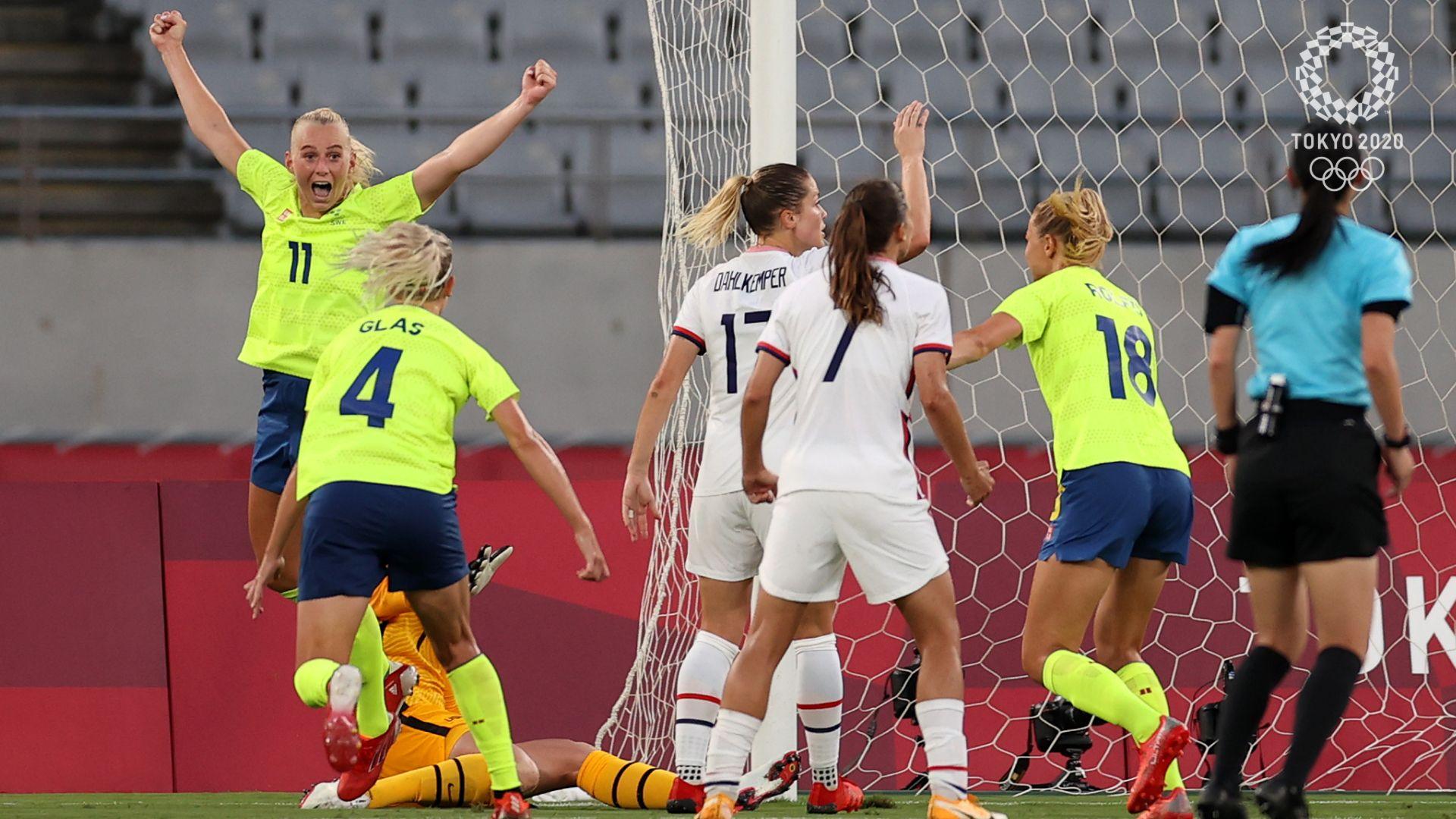 Световният шампион САЩ отнесе гръмко 0:3 на старта на Олимпиадата