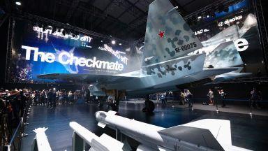 Пилот описа сценария при евентуален бой между руския Су-75 и американския F-35