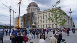 Новият берлински музей  Хумболтов форум е открит официално за посещения
