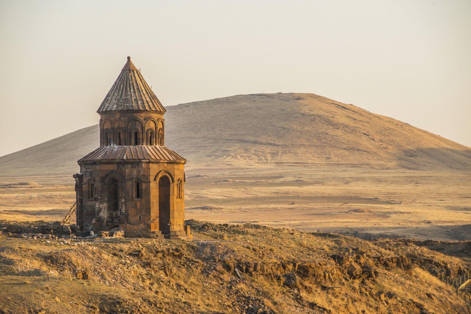 Изоставеният арменски град Ани