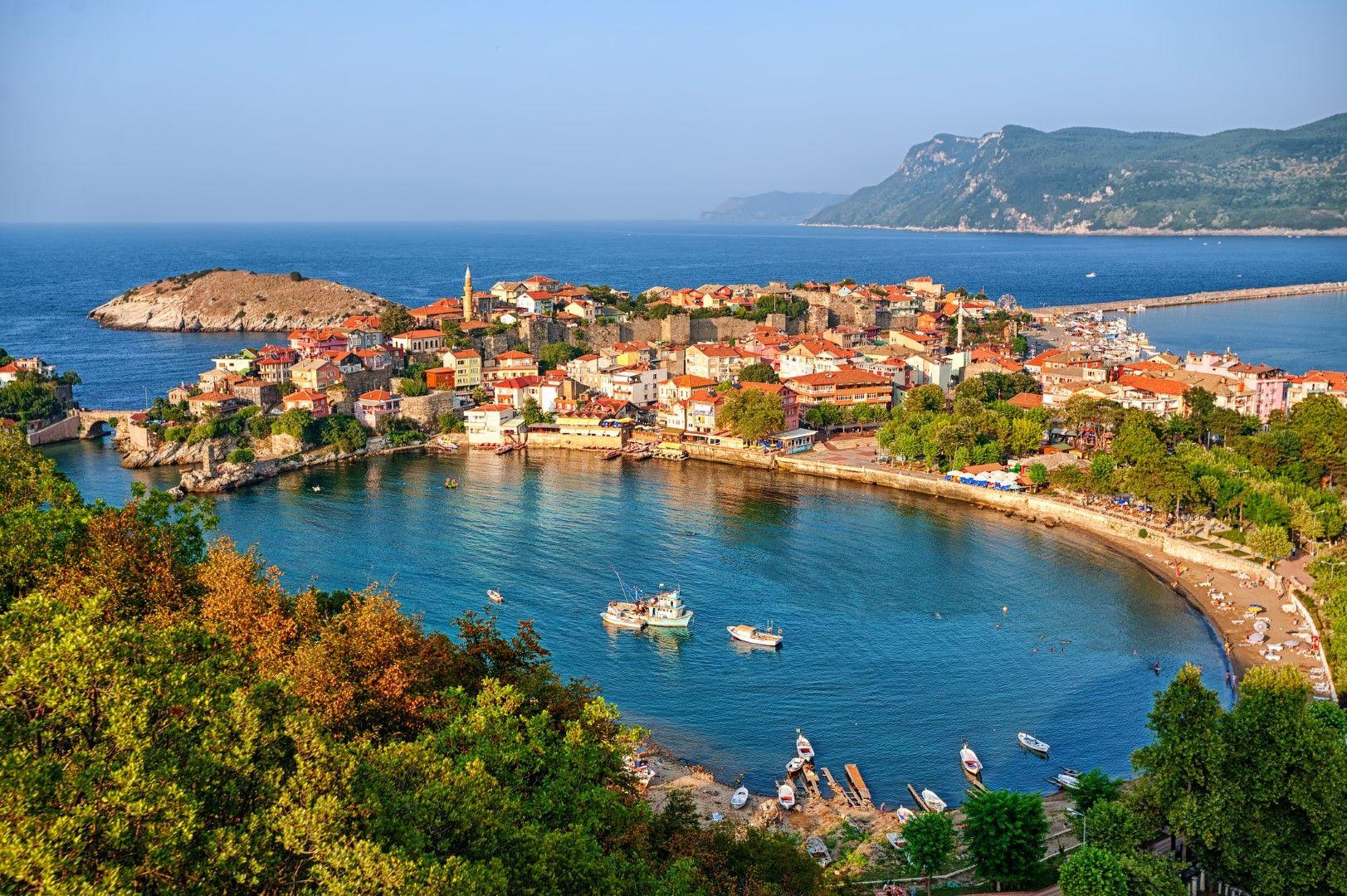 Черноморската изненада Амасра