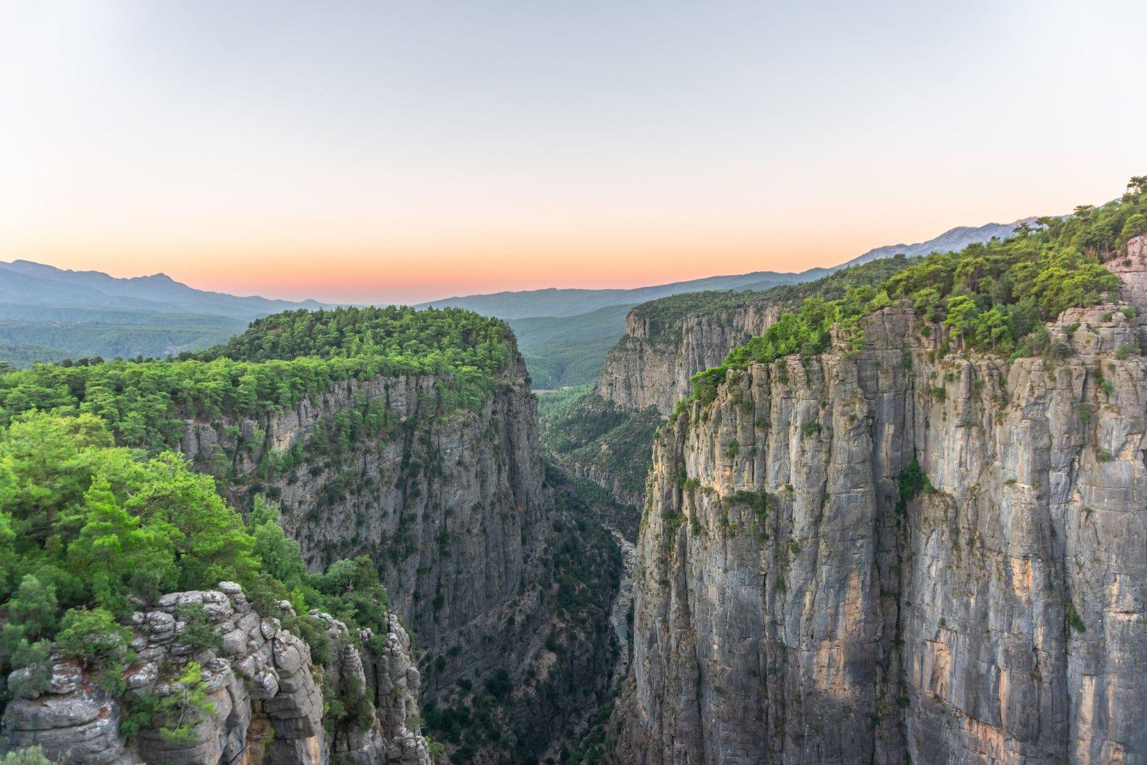 Долината на мъдростта край Анталия