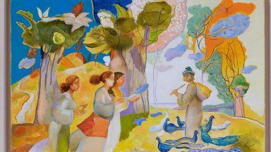 """Традиционната експозиция на галерия """"Париж"""" Summertime 2021 - до 6 септември"""