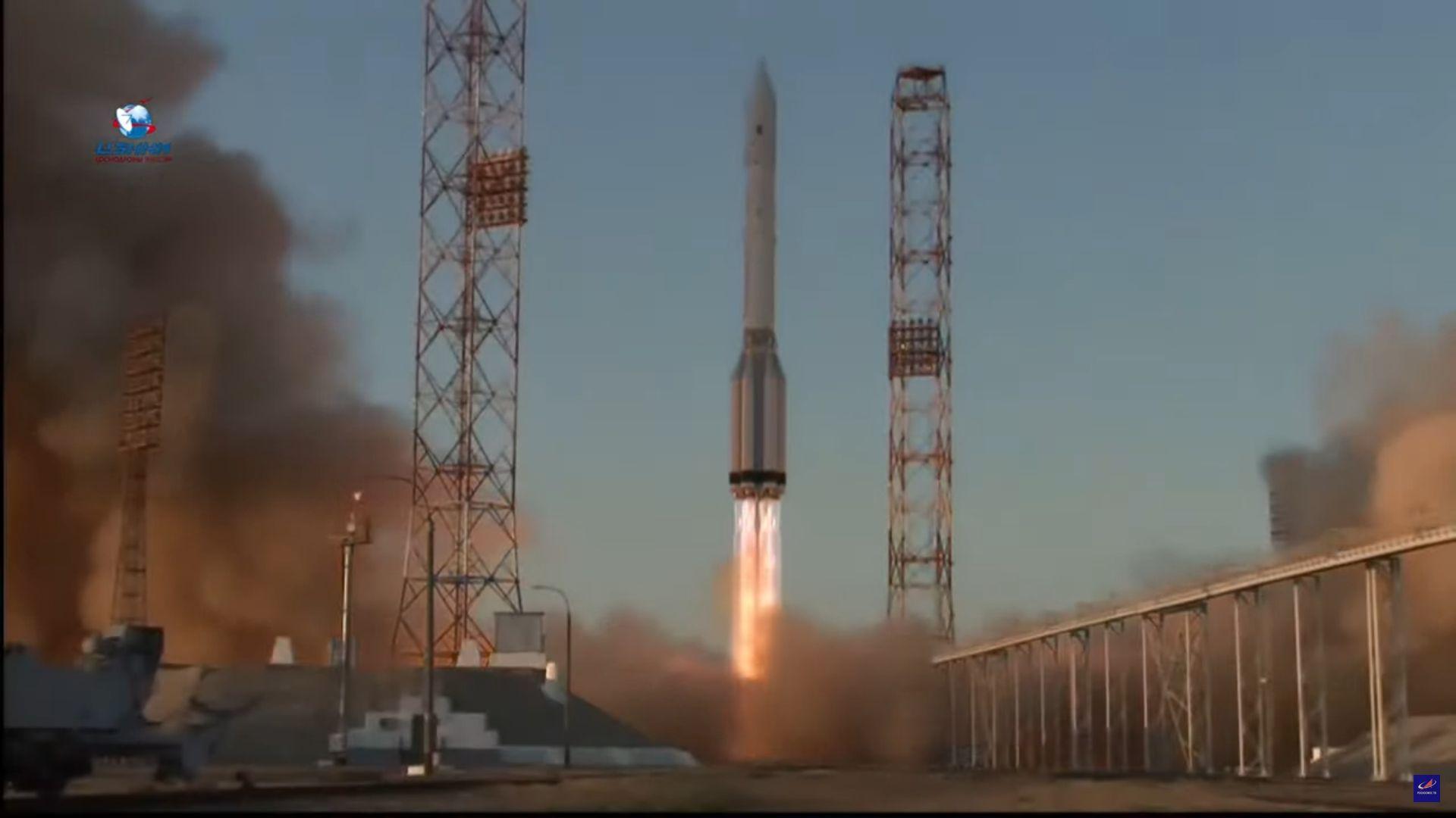 Русия изстреля нов модул към МКС (видео)