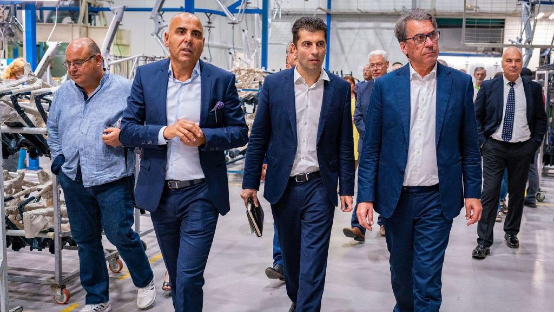 Нов завод прави България №1 в Европа по производство на електрически велосипеди