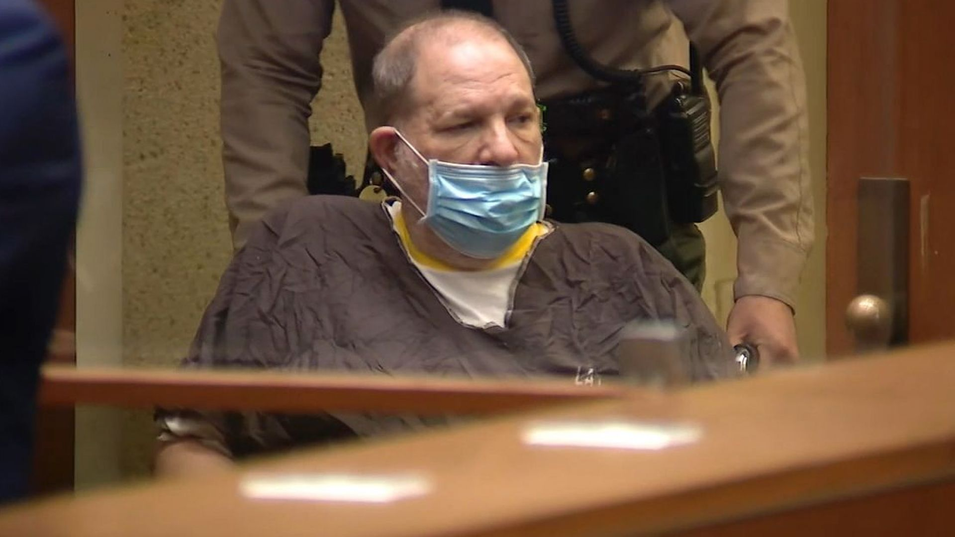 Харви Уайнстийн се яви за първи път в съда, не се призна за виновен