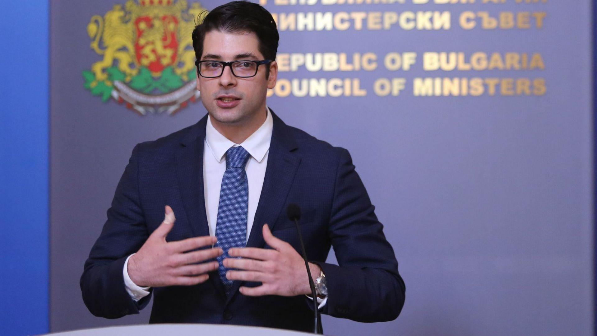 Пеканов: Визиите ни с Петков и Василев не съвпадат