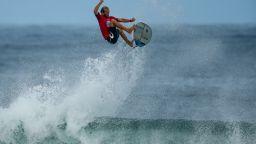 Оуен не можеше да ходи, а сега ще кара сърф на Олимпиадата
