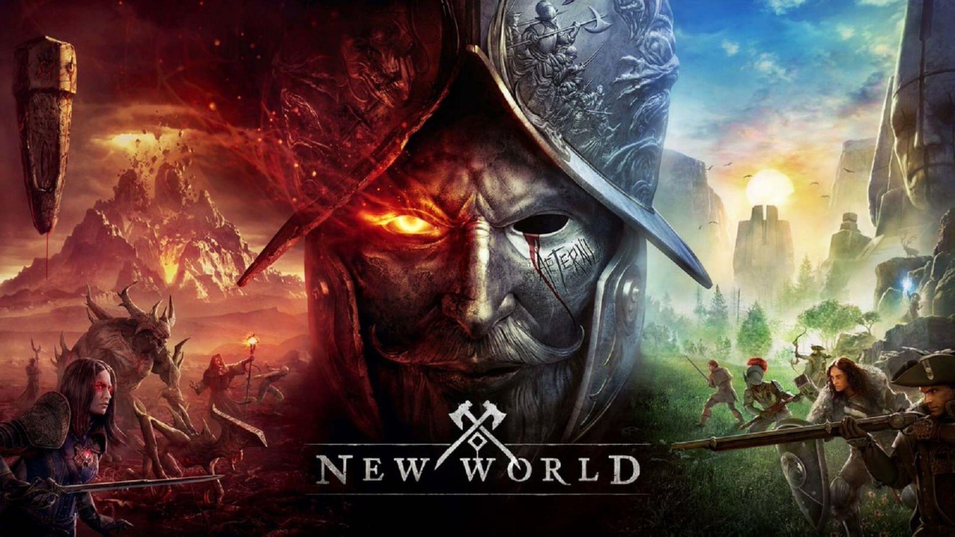 Бета версията на New World вече има 190 000 играчи в Steam
