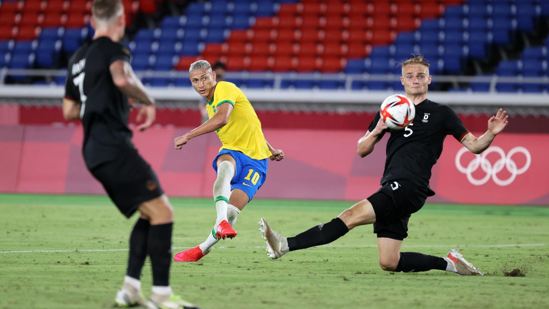 Бразилия разгроми Германия в повторение на финала от Рио