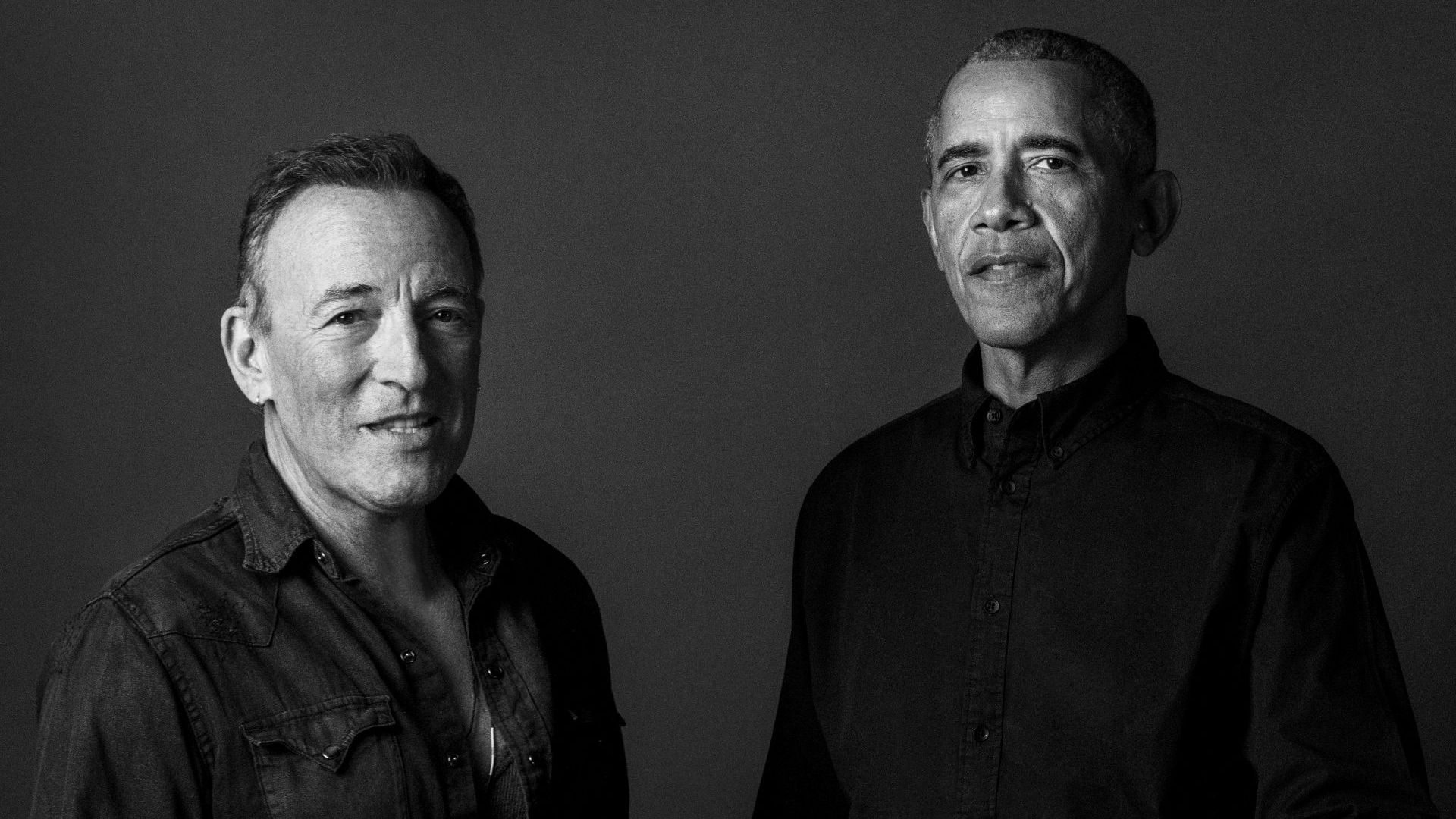 Приятелите Барак Обама и Брус Спрингстийн издават обща книга