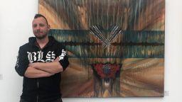 Пламен Велчев с първа самостоятелна изложба след 20 години в САЩ