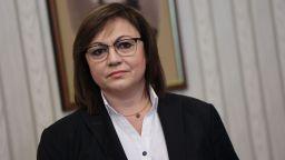 Корнелия Нинова: Петър Илиев е бил консултант на БСП по няколко конституционни жалби