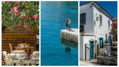 Амулиани: малък, близък и спокоен гръцки остров