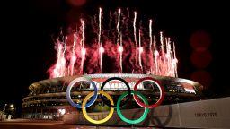 Светът е Олимпиада: Зрелищна церемония даде старт на игрите в Токио (галерия)