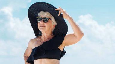 Как 74-годишната Джоан се превърна в Инстаграм сензация и учител на 1,3 млн. последователи