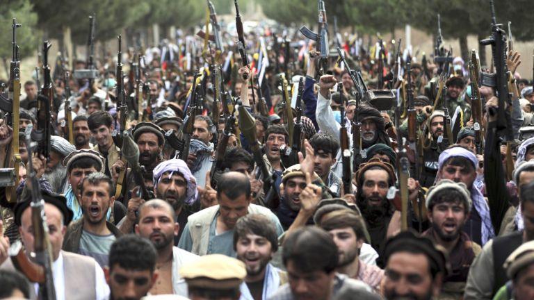 Нелегалното преминаване в Турция на групи афганистанци в района на