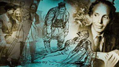 """""""Карикатуристът е хирург, а не бръснар"""" - запознаване с Илия Бешков в шест стъпки"""