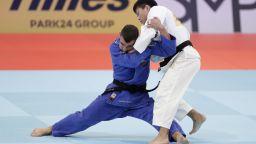 Джудистът Янислав Герчев отпадна на осминафинал на Олимпиадата