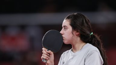 Най-младата олимпийка отпадна, но се надява, че е вдъхновила други