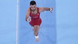 Хъдълстоун не успя да прескочи квалификациите в спортната гимнастика