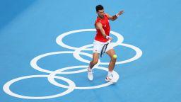 Джокович тръгна без проблеми към бленуваната олимпийска титла