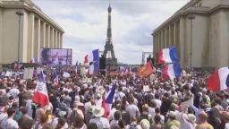Френски служители започнаха гладна стачка срещу задължителните ваксини