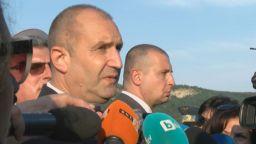 Румен Радев: Новият кабинет да отговори на високите очаквания на българските граждани